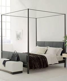 Mann Collection by Baker Furniture. -Kara Mann Collection by Baker Furniture. Metal Canopy Bed, Canopy Bedroom, Master Bedroom, Hotel Canopy, Canvas Canopy, Window Canopy, Wooden Canopy, Canopy Curtains, Fabric Canopy