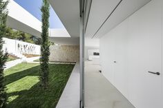 Located in the port city of Valencia, on Spain's south-eastern coast, lies the deceptively literal House on the Olive Trees. The residence was desig...