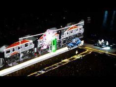 U2 live concert at London O2 Arena 25/10/2015 - YouTube