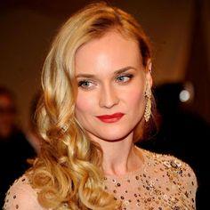 Los mil peinados de Diane Kruger/ The thousand hairstyles Diane Kruger