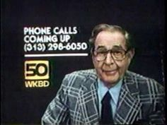 """Originaly brodacast dates are unknown, but these are from sometime in """"At the Movies"""" was shown on WKBD 50 in Detroit and was an independent station un. Flint Michigan, State Of Michigan, Detroit Michigan, Detroit Attractions, Detroit Houses, Detroit History, Detroit Area, Childhood Memories, School Memories"""