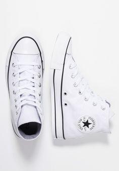 942862e997d9 CHUCK TAYLOR ALL STAR - Zapatillas - white black   Zalando.es 🛒