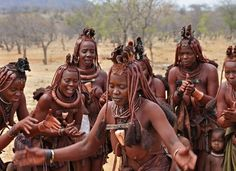 The Beauty of Himba Tribe Woman is virtuous,  sensuous and seductive. Let us find out more about them.
