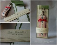wonderful keyring with a special packaging