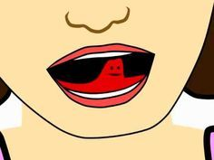 Praxias liguales: Agar Raily - El gusanito - dibujos animados - YouTube