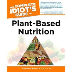 Love Julieanna Hever, the plant based dietitian. Great info for anyonne interested in plant based nutrition; covers raising kids plant based, being pregnant, etc. great resource!