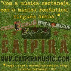 Musica Serteneja by Caipira Music