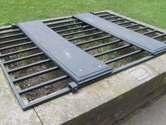 Anti Body-Snatching Defenses In Scottish Graveyard