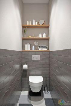 Zen Bathroom, Bathroom Toilets, Bathroom Wall Decor, Bathroom Layout, Small Bathroom, Bathroom Ideas, Cloakroom Ideas, Bathroom Stand, Bathroom Rack