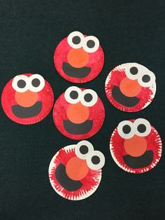 Elmo from Sesame Street ~