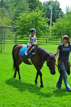 Pony Rides | by Tyler Place Family Resort #TPbucketlist