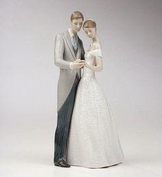 Lladró Together Forever Figurine. #Lladro #Figures #Sculptures #gosstudio #Gift.  We recommend Gift Shop: http://www.zazzle.com/vintagestylestudio