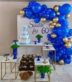 Balloon Garland, Balloon Decorations, Balloons, Table Decorations, Candy Bars, Baby Showers, Hanukkah, Party Ideas, Wreaths