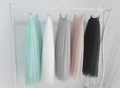 $18 tulle skirt option- storenvy