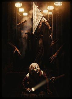 Pyramid Head (Silent Hill)