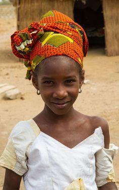 Photo by Ivana Piskáčková African Children, Turbans, Portraits, Female, Photography, Clothes, Women, Fashion, Outfits