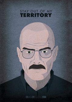 Breaking Bad - episode poster