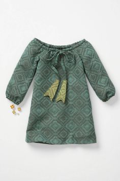 Merry Mont Dress by Anthropologie (of course).  So adorable.  Good thing I'm having a boy though - it is marked down to $99.95 (was 148!)