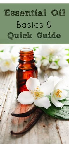 Read about essential oil basics and how they can help improve your health!
