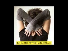 how to crochet gloves with half fingers - http://www.knittingstory.eu/how-to-crochet-gloves-with-half-fingers-3/