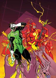 dc comics January variant covers | gl-38.jpg