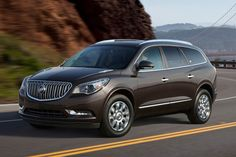 2015 Buick Enclave High Definition Backgrounds - http://wallucky.com/2015-buick-enclave-high-definition-backgrounds/