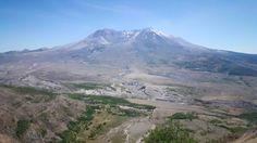 Mount Saint Helens. Copyright © 2015 by Natalie de Clare.