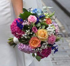 Wedding Flowers and Bridal Bouquets - Blodau Florist in Snaresbrook Got Married, Getting Married, Party Venues, Table Flowers, Bridal Bouquets, Christening, Wedding Flowers, Floral Wreath, Weddings