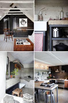limestone house, gotland, sweden