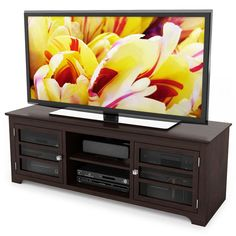 Sonax West Lake Dark Espresso 60 Inch TV / Component Bench