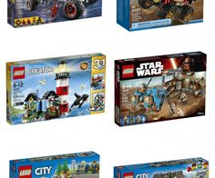 LEGO and Green Toys Deals on Amazon