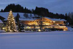 Hotel Sonnenbichl - Hotel am Rotfischbach, Fischen - Langenwang, Bavaria, Germany