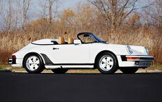1989 Porsche 911 Carrera Speedster | Gooding & Company