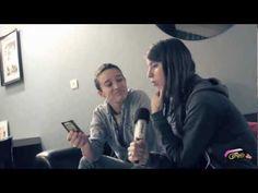 """Interview Mansfield Tya pour la date de clôture de """"Nyx"""" - YouTube"""