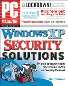 PC Magazine Windows XP Security Solutions « Library User Group