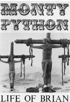 Monty Python Life Of Brian - plakat