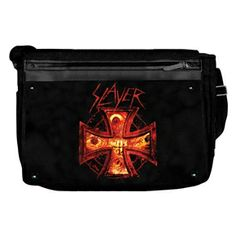 Discover Heavy Metal Merchant's extensive range of heavy metal and hard rock bags from your favourite bands! Metal Fan, Heavy Metal Bands, Band Merch, Hard Rock, Shoulder Strap, Iron, Shoe Bag, Messenger Bags, Design