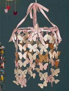Lampenschirm 'Schmetterlinge' SCHMETTERLINGE