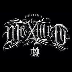 Tattoo Lettering on Behance Tattoo Lettering Design, Chicano Lettering, Graffiti Lettering Fonts, Script Lettering, Typography Letters, Calligraphy, Chicanas Tattoo, Tattoo Fonts, Gangster Letters