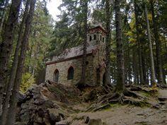 Church in Glucholazy, Poland.