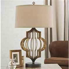 Pattern Maker's Table Lamp by Regina Andrew 405-180