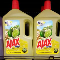 Ajax Fabuloso Lime & Lemongrass 2L