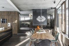 monika gogl chalet | See Inside an Austrian Winter Wonderhome – Image Interiors & Living