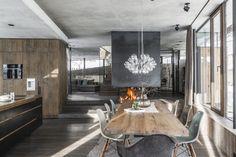 monika gogl chalet | See Inside an Austrian Winter Wonderhome – Image Interiors & Living