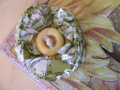 Red Ted Art's Blog » Blog Archive How to.. make a Paper Flower (from newspapers!) » Red Ted Art's Blog