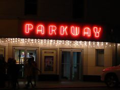 Parkway Theater, West Jefferson, NC ~ hometown happiness