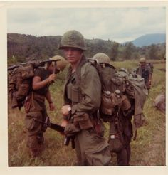 Alyn Syms Vietnam Vets were the most ill treated veterans in US history. They still suffer. We owe them our respect and understanding. Most of them were drafted and did their best, they still do.
