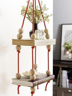 Dieses Bücherregal lässt sich ganz easy selber bauen - und zwar SO ...