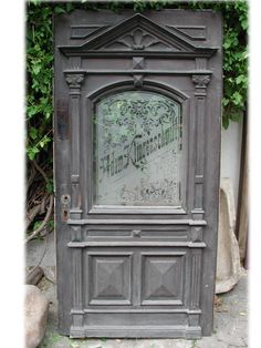 Farmhouse, Doors, Home Decor, Wooden Doors, Farm Gate, Old Doors, Building Homes, Refurbishment, Homes