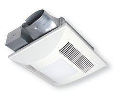 Panasonic FV 08VSL3 WhisperValue Lite Ventilation Fan With Light $119.00.  Bathroom ...